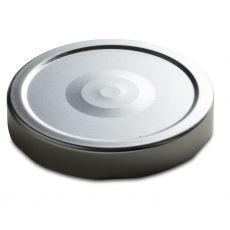 82mm DWB-cap metaal zilver BPAni, past